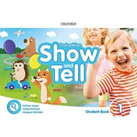 Підручник Show and Tell 1 Student's Book