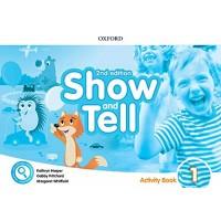 Робочий зошит Show and Tell 1 Activity Book