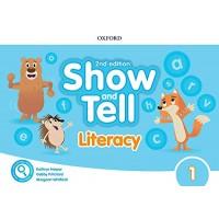 Робочий зошит Show and Tell 1 Literacy Book
