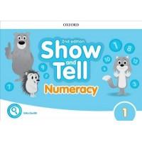 Робочий зошит Show and Tell 1 Numeracy Book