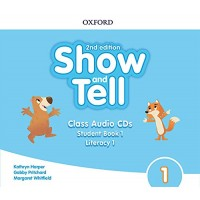 Диски Show and Tell 1 Class Audio CDs