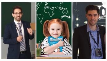 "Семинар издательства ""Express Publishing"" в Харькове 18 апреля 2019 г."