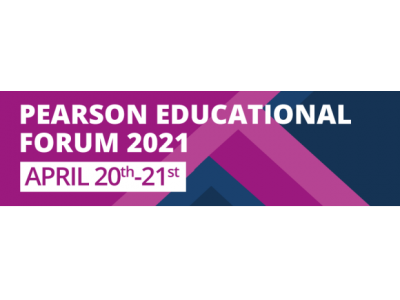 Pearson Educational Forum 2021