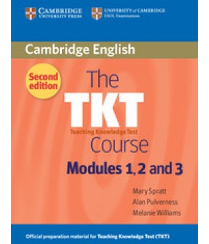 Підручник The TKT Course Modules 1, 2 and 3 (Second Edition) Paperback