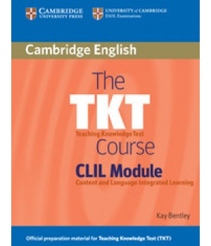Підручник The TKT Course CLIL Module Paperback