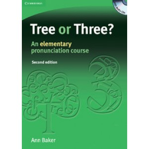Підручник Tree or Three Elementary Book with Audio CD