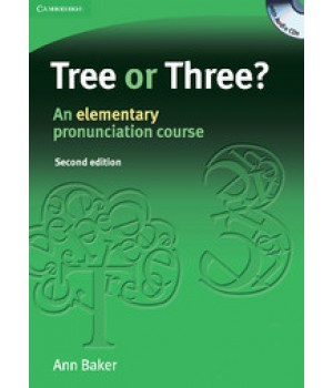 Підручник Tree or Three Elementary Book with Audio CD
