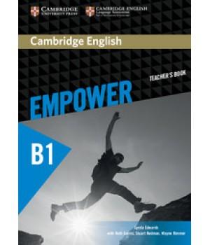 Книга для вчителя Cambridge English Empower B1 Pre-Intermediate Teacher's Book