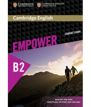 Підручник Cambridge English Empower B2 Upper-Intermediate Student's Book