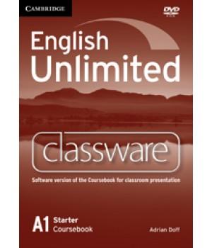 Диск English Unlimited Starter Classware DVD-ROM