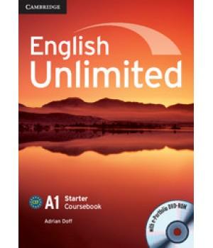 Підручник English Unlimited Starter Coursebook with e-Portfolio
