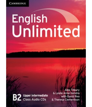 Диски English Unlimited Upper-Intermediate Class Audio CDs (3)