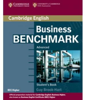 Підручник Business Benchmark BEC Higher Student's Book