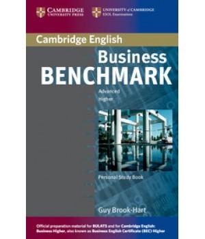 Робочий зошит Business Benchmark BEC Higher & Advanced BULATS Personal Study Book
