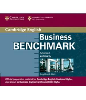 Диски Business Benchmark BEC Higher Class Audio CDs (3)
