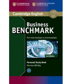 Робочий зошит Business Benchmark (Second Edition) BEC Preliminary Personal Study Book