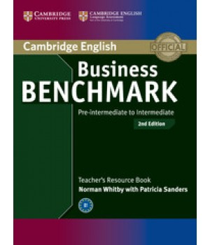 Книга для вчителя Business Benchmark (Second Edition) BEC Preliminary Teacher's Resource Book