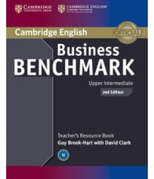 Книга для вчителя Business Benchmark (Second Edition) BEC Vantage Teacher's Resource Book