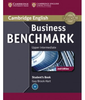 Підручник Business Benchmark (Second Edition) BEC Vantage Student's Book