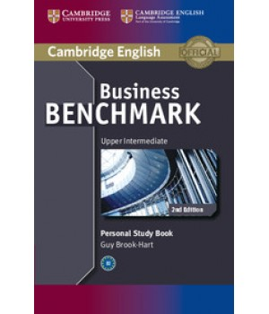 Робочий зошит Business Benchmark (Second Edition) BEC Vantage Personal Study Book