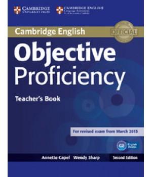 Книга для вчителя Objective Proficiency Second edition Teacher's Book