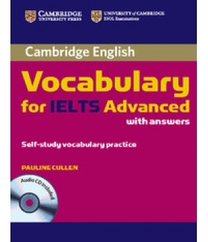Підручник Cambridge Vocabulary for IELTS Advanced Edition with answers and Audio CD