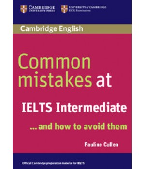 Підручник Common Mistakes at IELTS Intermediate and how to avoid them Paperback