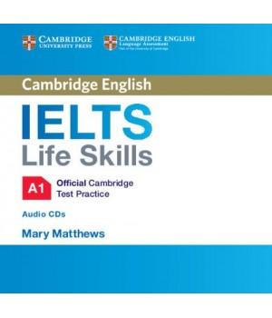 Диск IELTS Life Skills Official Cambridge Test Practice A1 Audio CDs (2)