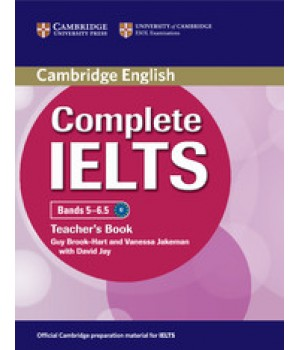 Книга для вчителя Complete IELTS Bands 5-6.5 Teacher's Book