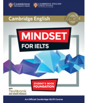 Підручник Mindset for IELTS Foundation Student's Book with Testbank and Online Modules