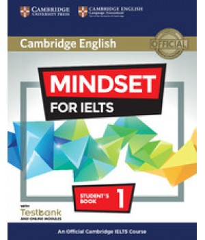 Підручник Mindset for IELTS Level 1 Student's Book with Testbank and Online Modules