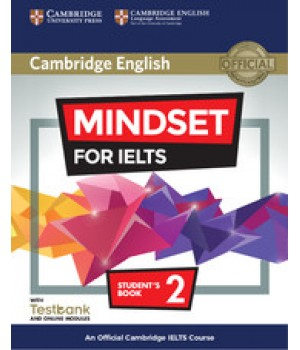 Підручник Mindset for IELTS Level 2 Student's Book with Testbank and Online Modules