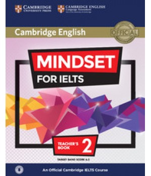 Книга для вчителя Mindset for IELTS Level 2 Teacher's Book with Downloadable Audio