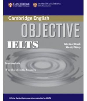 Рабочая тетрадь Objective IELTS Intermediate Workbook with answers