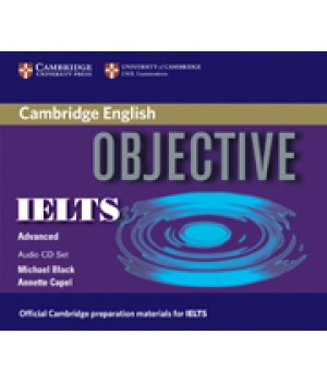 Диски Objective IELTS Advanced Audio CD set (3)