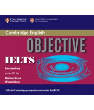 Диски Objective IELTS Intermediate Audio CD set (3)