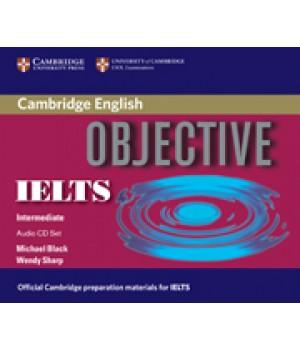 Диски Objective IELTS Intermediate Audio CD set (3)