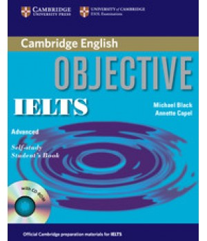 Учебник Objective IELTS Advanced Student's Book with answers and CD-ROM
