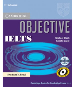 Підручник Objective IELTS Advanced Student's Book without answers with CD-ROM