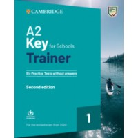 Тесты A2 Key for Schools Trainer 1 for the Revised Exam from 2020 without answers