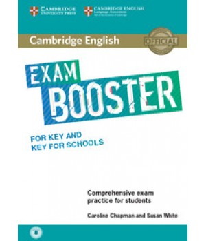 Підручник Exam Booster for Key and Key for Schools Book without Answer Key with Audio