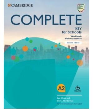 Робочий зошит Complete Key for Schools Workbook without Answers with Audio Download 2nd Edition