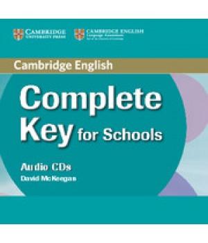 Диски Complete Key for Schools Class Audio CDs (2)