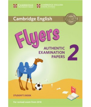 Тести Cambridge English Flyers 2 for Revised Exam from 2018 Student's Book