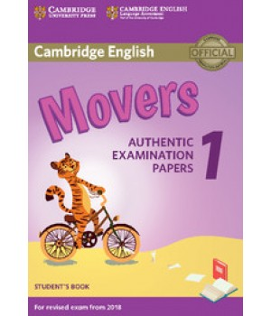 Тести Cambridge English movers 1 for Revised Exam from 2018 Student's Book