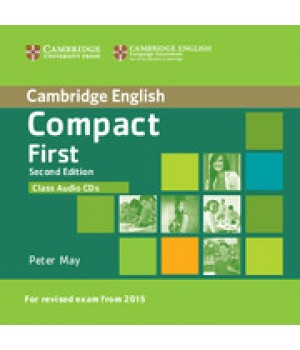 Диски Compact First 2nd Edition Class Audio CDs (2)