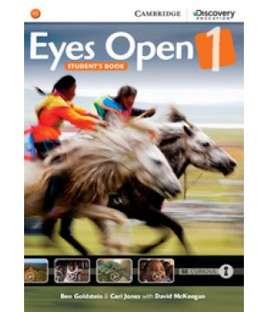Підручник Eyes Open Level 1 Student's Book