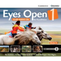 Диски Eyes Open Level 1 Class Audio CDs (3)