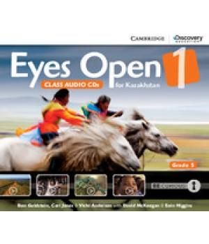 Диски Eyes Open Level 1 Class Audio CDs (3)