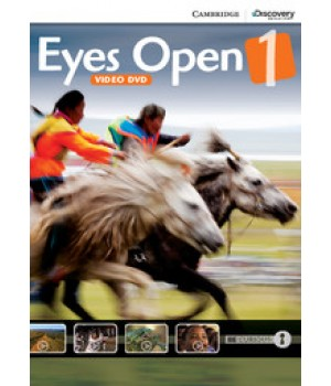Диск Eyes Open Level 1 DVD